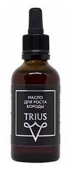 Trius <b>Масло для роста бороды</b> — купить по выгодной цене на ...