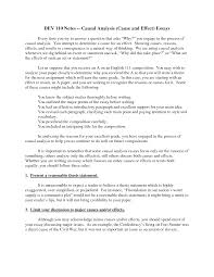 causal essay topics  oglasico examples of cause and effect essays topics honney resume makes cause and effect essays examples