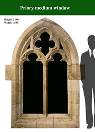 priory medium gothic arch chapel window write an online review and share your thoughts other shoppers