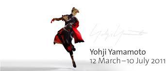 Closed Exhibition - <b>Yohji Yamamoto</b> at the V&A - Victoria and Albert ...