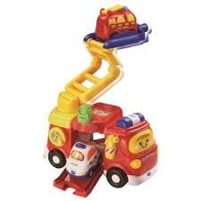 «<b>Игровой набор</b> VTech 151326 Большая пожарная <b>машина</b> ...