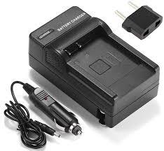 Battery Charger for <b>Panasonic HC</b> VX1, <b>HC</b> VX1K, <b>HC</b> VX1GN, <b>HC</b> ...