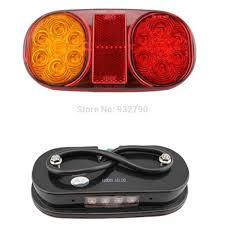 2 x 12v led rear tail stop reversing turning lights lamp indicator 2 jpg