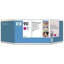 <b>Картридж HP</b> C5063A №<b>90</b> Пурпурный для Designjet 4000/4500 ...