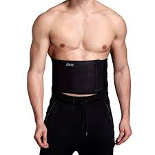 <b>Waist</b> Trimmer Ab Belt For Men Women Adjustable 3 Velcro <b>Waist</b> ...