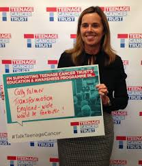 teenage cancer trust on prevention early diagnosis and teenage cancer trust on prevention early diagnosis and support cally palmer nhs national cancer director is backing talkteenagecancer
