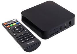 <b>ТВ</b>-<b>приставка Rombica Smart</b> Box V003: