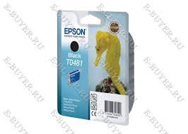 <b>Картридж Epson</b> T0483 Пурпурный <b>C13T04834010</b> - Расходные ...