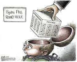 standardized tests killing education front burner 11 2013