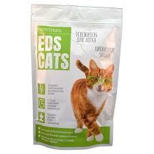 Порошок Eds Cats <b>Ликвидатор запаха Eds</b> Cats для кошачьего ...