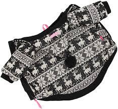 FOR MY DOGS <b>FOR MY DOGS куртка</b> для собак Сканди черная ...