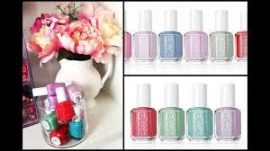 <b>Nail Polish</b> Haul and Review! (<b>Essie Spring</b> 2013 and <b>Essie</b> Resort ...