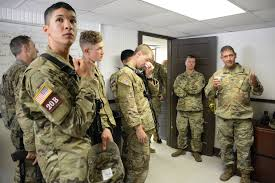 medics tackle grueling hours of trials to determine army s best photo details
