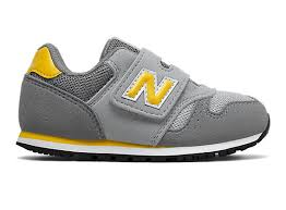 Kids <b>373 Hook and</b> Loop Lifestyle shoes - New Balance