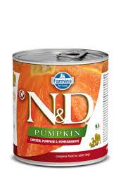 <b>Консервы Farmina N&D</b> Chicken, Pumpkin & Pomegranate <b>Adult</b> с ...