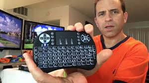 Mini Keyboard With <b>Backlit</b> Review - YouTube