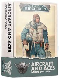 Набор Aeronautica Imperialis: Aircraft and Aces Imperial Navy Cards