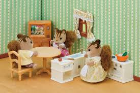big house recommended furniture set that lit the sylvanian family room set akari akari furniture