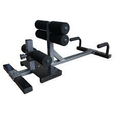 <b>Тренажер</b> для отдельных групп мышц <b>DFC</b> Sissy Squat, черный
