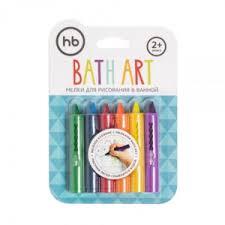 <b>Happy Baby</b> BATH ART <b>мелки</b> для рисования в ванной | Отзывы ...