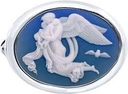 Серебряная <b>брошь Silver Wings</b> 0802V7-01 — купить в AllTime.ru ...