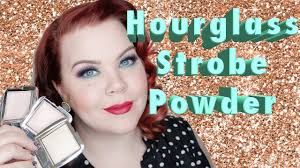 <b>HOURGLASS STROBE</b> POWDER REVIEW | Vintageortacky ...