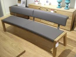 upholstered dining benches with backs