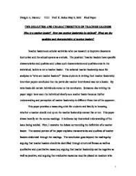 characteristics of a leader essay  liaoipnodnsru what is a leader essay ubiat nothing to worry about with resumewho a teacher leader how