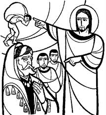Resultado de imagen para jesus y los fariseos