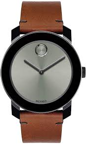 Movado Bold - 3600442 Black Tr90/Stainless Steel ... - Amazon.com