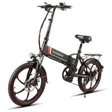 <b>Samebike</b> XW-20LY 10AH 48V 350W 20 inch <b>Smart</b> Folding Electric ...