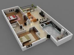 Bedroom Duplex Floor Plans Duplex House Floor Plans Plans    house front drawing elevation view for d duplex house plans story duplex