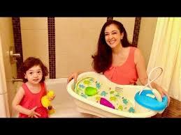 Summer <b>Infant Bath Shower</b> Review - Newborn-to-Toddler <b>Bath</b> ...