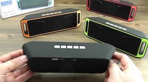 ОБЗОР: Портативный Стерео Bluetooth Бумбокс с FM Радио ...