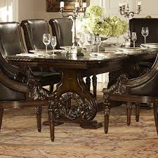 11 Piece Dining Room Set Homelegance Orleans 11 Piece Double Pedestal Dining Room Set In