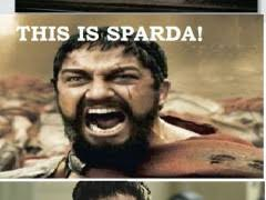 This Is Sparta Meme | WeKnowMemes via Relatably.com