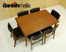 Danish Modern Dining Room Set Inspirational Mid Century Modern Dining Chairs In Home Designing