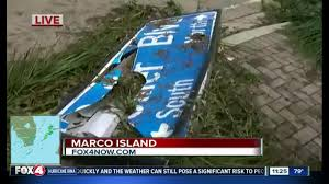A look at some storm damage on Marco Island after Hurricane Irma ...