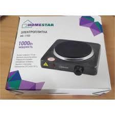 Электрическая <b>плитка HOMESTAR HS</b>-1102 | Отзывы покупателей