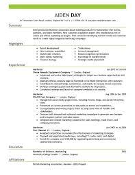 breakupus winsome marketing resume example marketing resume breakupus winsome marketing resume example marketing resume examples by aiden fair marketing resume examples by aiden marketing resume