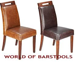 Genuine Leather Dining Room Chairs Leather Dining Room Chairs Calgary Upholstered Dining Room Chairs