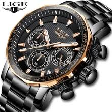 lige new <b>fashion sport men</b> watches reviews – Online shopping and ...