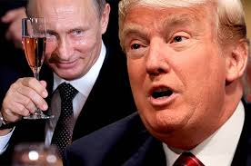 Image result for trump and putin pictures