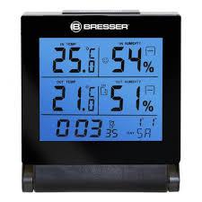 <b>Метеостанция BRESSER MyTime Travel</b> Alarm Clock — купить в ...