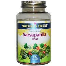 Nature's Herbs, <b>Корень сассапарили</b>, <b>100 капсул</b>, цена 363,60 грн ...
