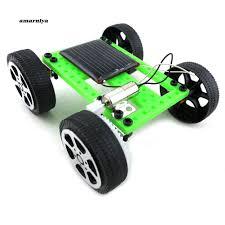 AMA  <b>Mini Solar Powered Racing</b> Car Vehicle Educational DIY ...
