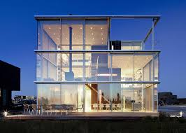 Glass Wall House   Modern House Designs   Page Open Glass House Puts Interiors on Display