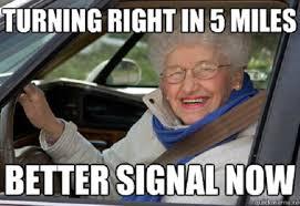5 Funny Memes About The Elderly via Relatably.com