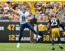 Tennessee Titans vs. Pittsburgh Steelers in NFL preseason: Score ...