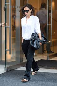 england style steps: victoria beckham steps out in her best new york street style looks yet